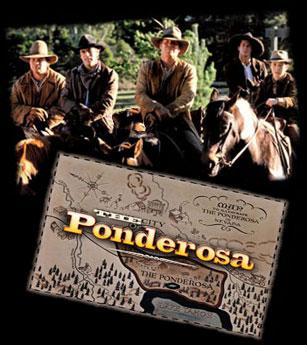 Ponderosa - Main title - Ponderosa - Générique