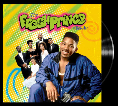 Fresh Prince of Bel Air (the) - Main title - Prince de Bel Air (le) - G�n�rique