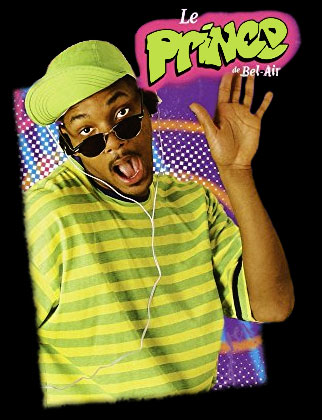 Fresh Prince of Bel Air (the) - TV main title - Prince de Bel Air (le) - Générique version TV
