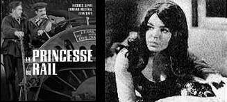 Princesse du rail (la) - Main title - Princesse du rail (la) - Générique