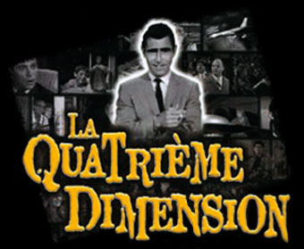 Twilight Zone (the) - End title season 3 - Quatrième dimension (la) - Générique fin saison 3