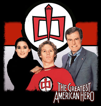 Greatest american hero (the) - Main title - Ralph Super-héros - Générique