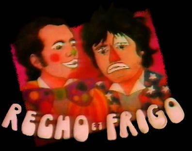 Récho et Frigo - Main title - Récho et Frigo - Générique