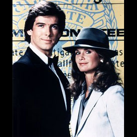Remington Steele - Main title - Enquêtes de Remington Steele (les) - Générique