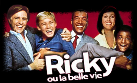 Silver Spoons - End title -   4th Season - Ricky ou la belle vie -   Générique de fin Saison 4