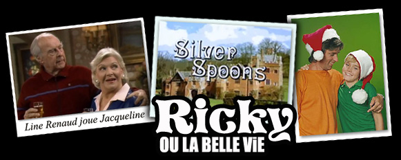 Silver Spoons - End title - 5th Season - Ricky ou la belle vie - Générique de fin - Saison 5