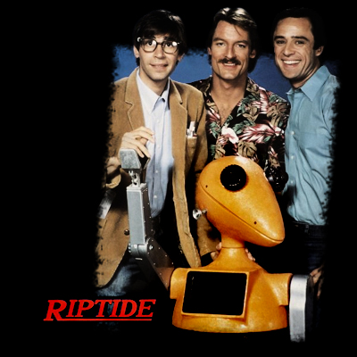 Riptide - Main title - Riptide - Générique