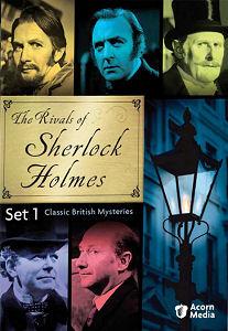 Rivals of Sherlock Holmes (the) - Main title - Rivaux de Sherlock Holmes (les) - Générique VO
