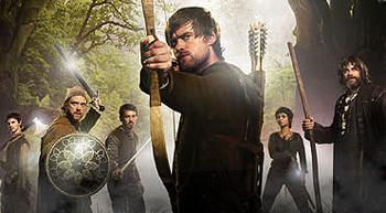 Robin Hood - 2006 - Main title - Robin des Bois - 2006 - Générique