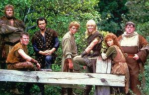 Robin of Sherwood - Main title