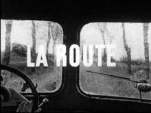 Route (la) - Main title - Route (la) - Générique