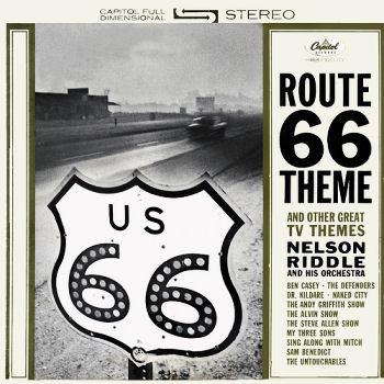 Route 66 - Main title LP version - Route 66 - Générique version LP