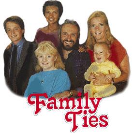 Family Ties - Main title - Sacrée Génération / Sacrée Famille - Générique