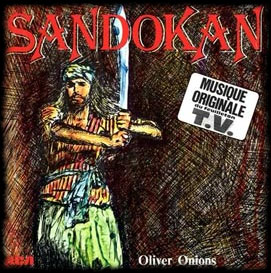Sandokan - English main title - Sandokan, le Tigre de la Malaisie - Générique anglais