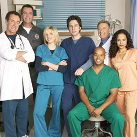Scrubs - Main title - Scrubs - Générique VO