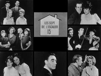 Sept de l'escalier quinze B (les) - Main title - Sept de l'escalier quinze B (les) - Générique