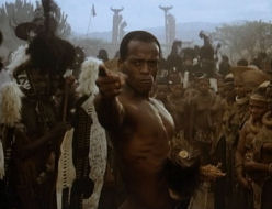 Shaka Zulu - Main title - Shaka Zulu - Générique