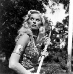 Sheena: Queen of Jungle (1955) - End title - Sheena: Reine de la jungle (1955) - Générique de fin