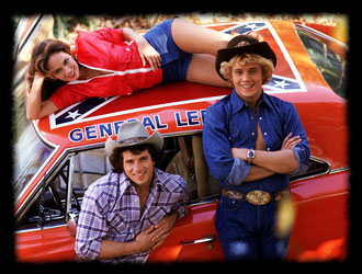 Dukes of Hazzard (the) - Cover - Shérif, fais moi peur - Reprise VO