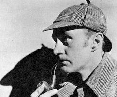 Sherlock Holmes (1954) - Main title - Sherlock Holmes (1954) - Générique