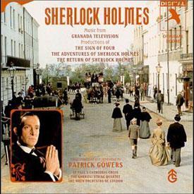 The Adventures of Sherlock Holmes (1984) - Main title - Sherlock Holmes (1984) - Générique