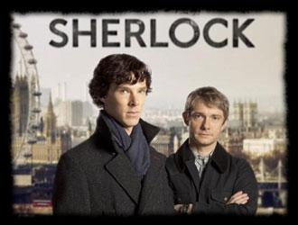 Sherlock - Main tile - Sherlock (2011) - Générique