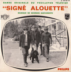 Signé Alouette -