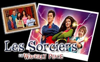 Wizards of Waverly Place - Main title - Sorciers de Waverly Place (Les) - Générique