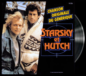 Starsky and Hutch - French main title - Starsky et Hutch - Gnrique VF