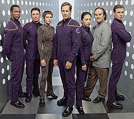 Star Trek : Enterprise - Main title - Star Trek : Enterprise - Générique