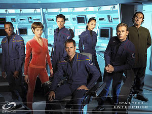 Star Trek : Enterprise - End title - Star Trek : Enterprise - G�n�rique de fin