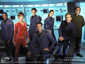 Star Trek : Enterprise - End title - Star Trek : Enterprise - Générique de fin