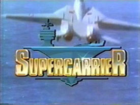 Supercarrier - Main title - Supercarrier - Générique