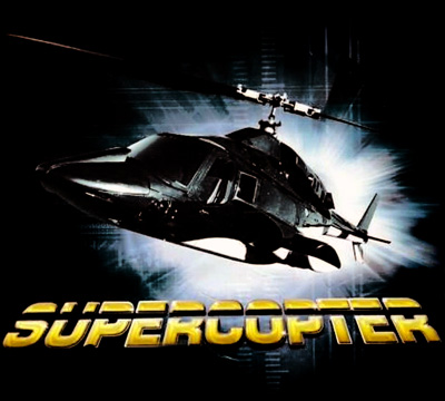 Airwolf - Cover version - Supercopter - Reprise