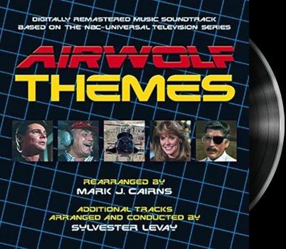 Airwolf - Pilote end title - Supercopter - Générique de fin du pilote