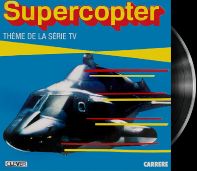 Airwolf - Main title season 2 - Supercopter - Générique saison 2