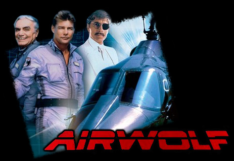 Airwolf - End title #  2 - Supercopter - Générique de fin  2