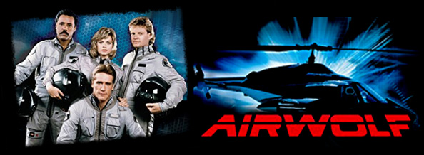 Airwolf - End title # 4 - Supercopter - Générique de fin  4