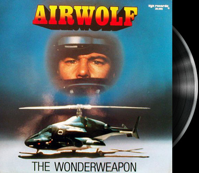 Airwolf - Trailer theme - Supercopter - Trailer