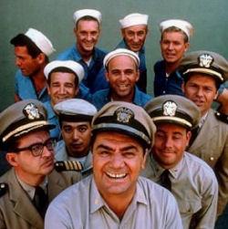McHale's Navy - Main title - Sur le pont, la marine ! - Générique