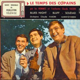 Temps des Copains (le) - Main title # 2 - Temps des copains (le) - Générique version 2