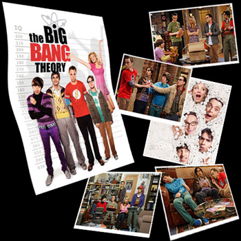 The Big Bang Theory - Main title - The Big Bang Theory - Générique