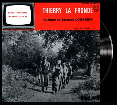 Thierry la Fronde - Main title - Thierry la Fronde - Générique