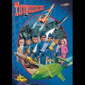 Thunderbirds - Main title - Sentinelles de l'Air (les) - Générique VO