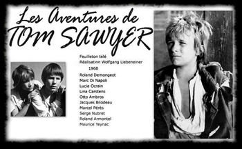 Aventures de Tom Sawyer (les) - Main title - Aventures de Tom Sawyer (les) - Générique