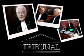 Tribunal - Main title - Tribunal - Générique
