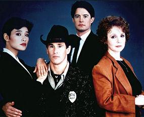 Twin Peaks - Main title - Twin Peaks - Générique