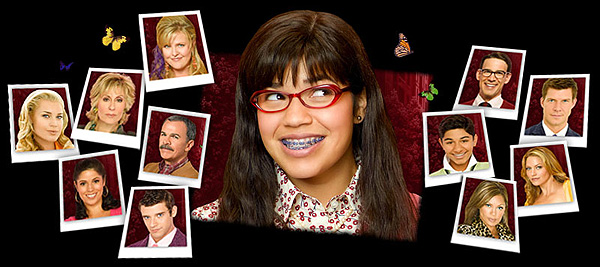 Ugly Betty - Main title - Ugly Betty - Générique