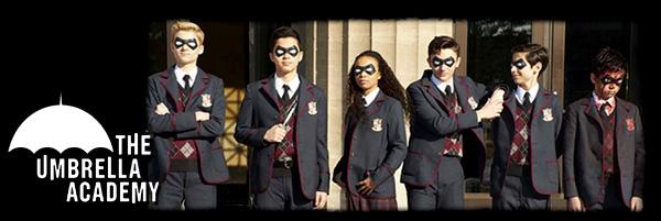 The Umbrella Academy - Main Title - Umbrella Academy - Générique