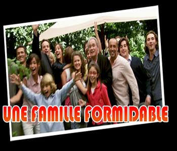 Une Famille formidable - Main title - Une Famille formidable - Générique 2010